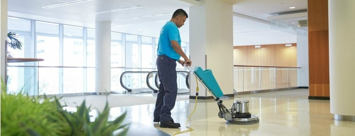 Commercial Building Cleaning : Building cleaning al waseet services