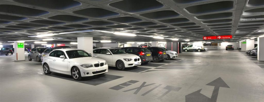 Car Park Management Al Waseet Services